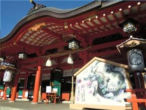 生田神社 - 神戸市中央区 -