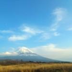 世界遺産(文化遺産)に登録された富士山