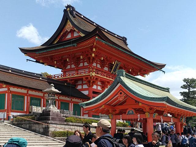 今ひとたびの京都観光